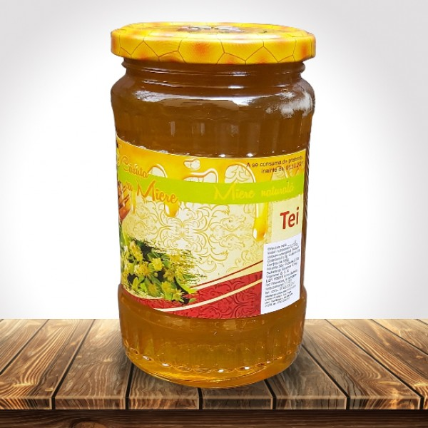 Miere Tei (500 g)