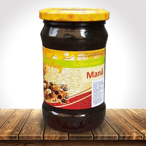 Miere de Mana neagra (400 g)