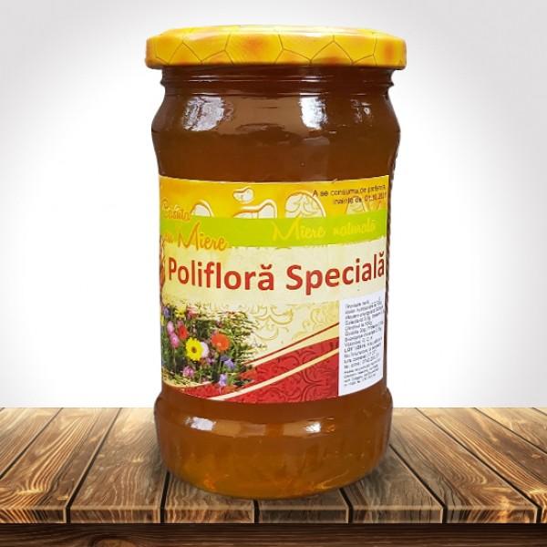 Miere Poliflora Speciala (500 g)