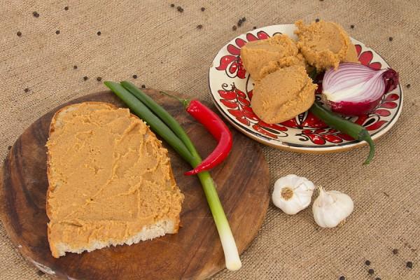 Pasta de jumari mangalita