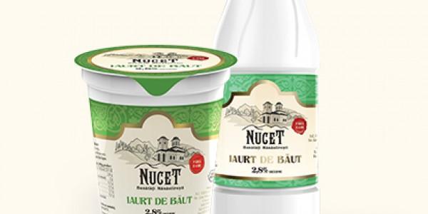 Iaurt de baut - 2,8% grasime