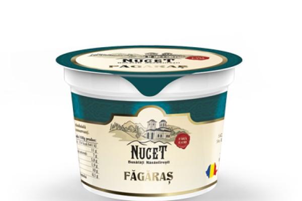 Fagaras - branza dulce cu smantana