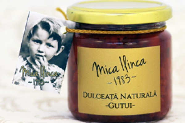 Dulceata de Gutui (60% fruct, 40% zahar)