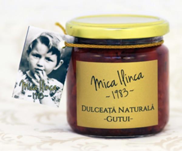 Dulceata de Gutui (60% fruct, 40% zahar) (220 g)