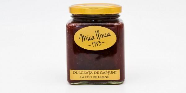 Dulceata de Capsuni (70% fruct, 30% zahar)