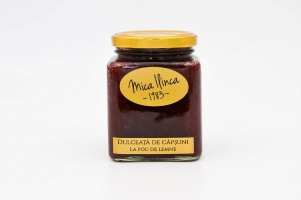Dulceata de Capsuni (70% fruct, 30% zahar) (330 g)
