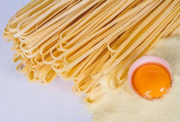 Paste Tagliolini All'Uovo (4mm) (500 g)