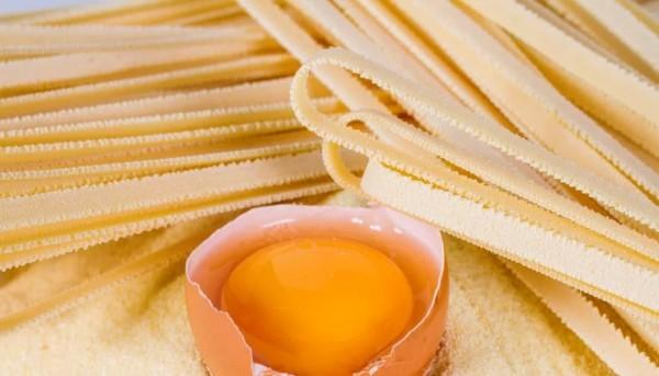 Paste Tagliatelle All'uovo (6mm) (500 g)