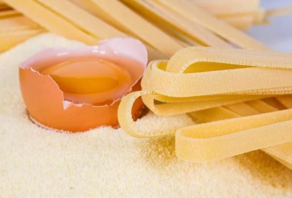 Paste Fettucce All'uovo (8 mm) (500 g)