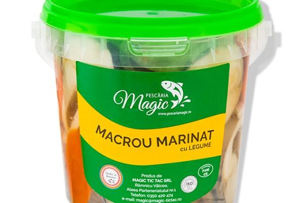 Macrou marinat
