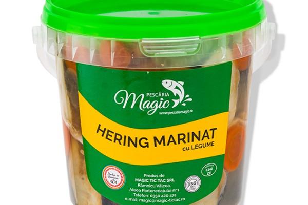 Hering marinat