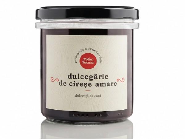Dulcegărie de cirese amare (370 g)