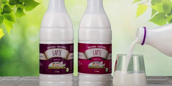 Lapte pasteurizat 3.5%