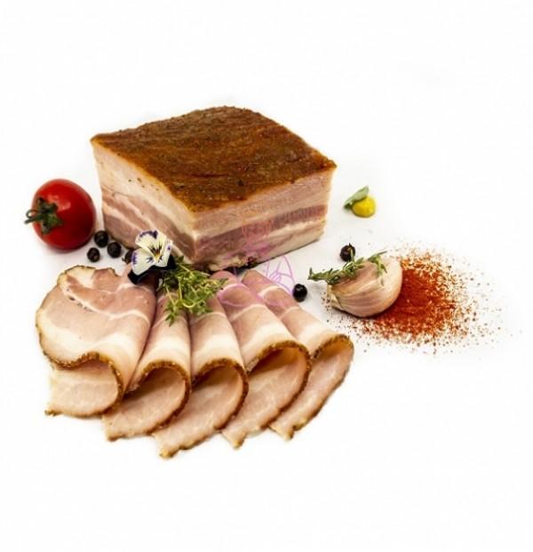 Piept de porc afumat (0.25 kg)
