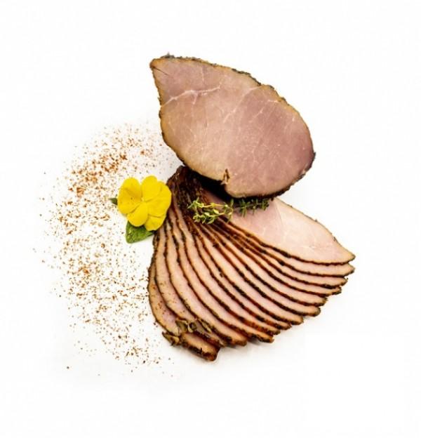 Pastrama de porc coapta (0.25 kg)
