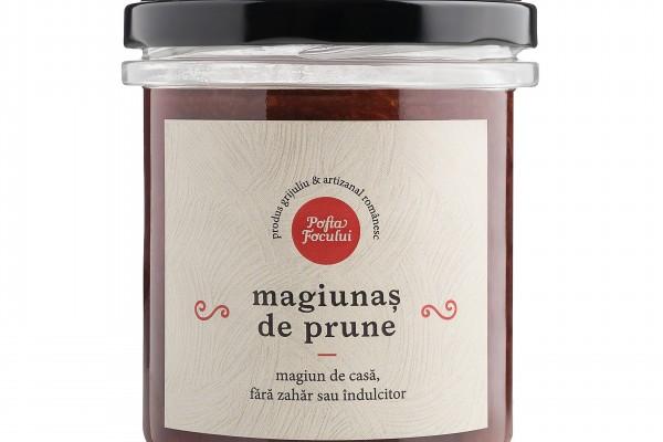 Magiunas de prune