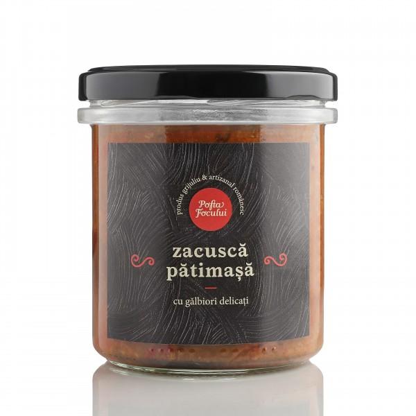 Zacusca de galbiori (300 g)