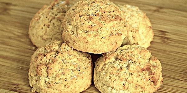 Biscuiți grăsuți cu scorțișoară (low carb)