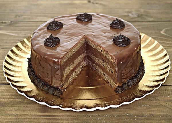 Tort amandină (low carb) (2 kg)