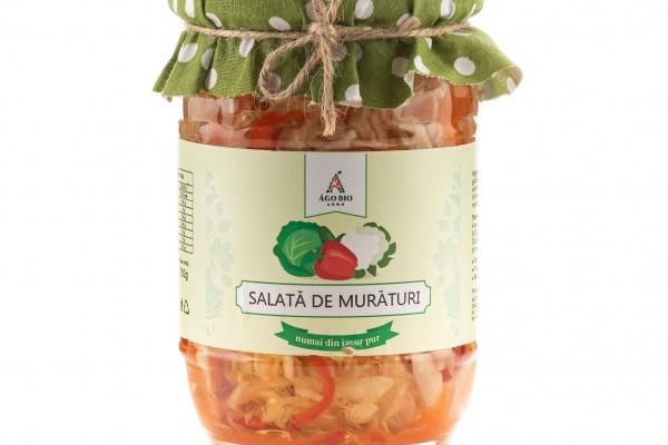 Salata  de muraturi din Maramures