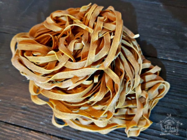 Tagliatelle cu ciuperci (200 g)