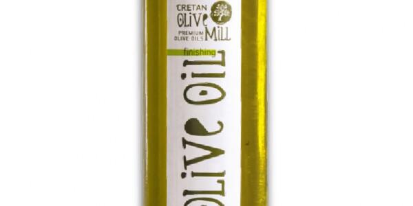 Ulei de măsline extra virgin aromatizat cu busuioc