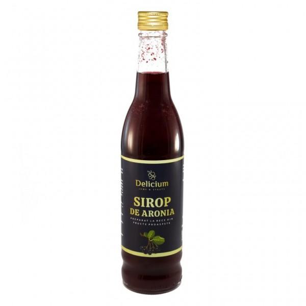 Sirop de Aronia (preparat la rece)