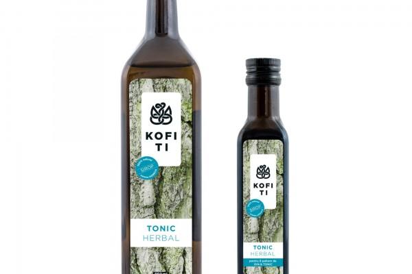Tonic Herbal | apă tonică din chinină naturală (sirop)