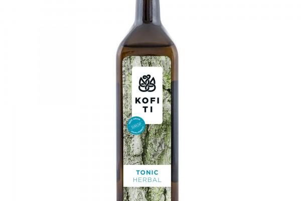 Tonic Herbal | apă tonică din chinină naturală [sirop]