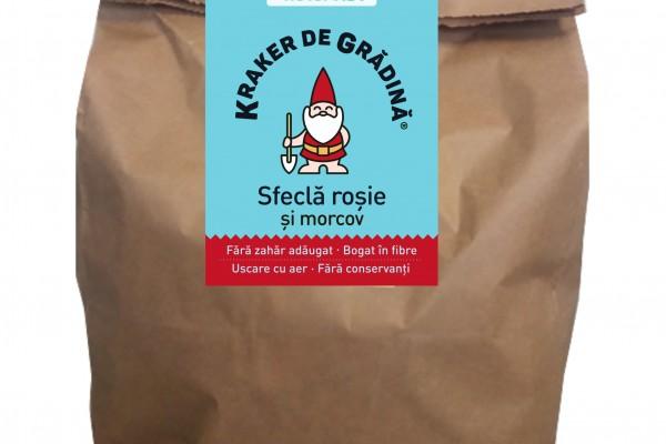 Kraker de Gradina-Sfecla, morcovi si seminte