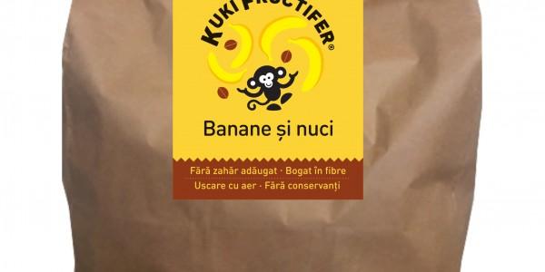 Kuki Fructifer, Banane si nuci