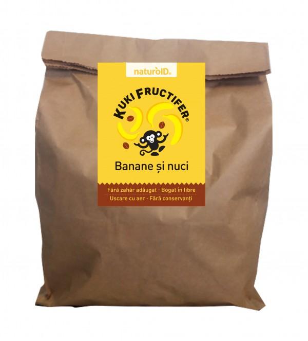Kuki Fructifer, Banane si nuci (70 g)