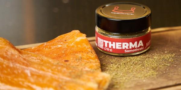 Condiment Therma Samothraki