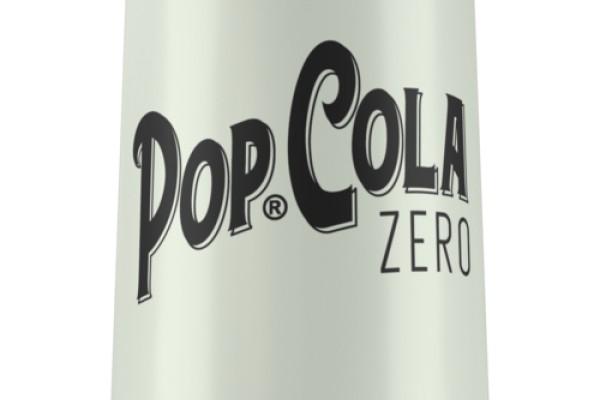 Pop Cola Zero- Suc Carbogazos Merlin's 0.35l