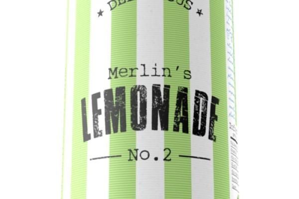 Limonada Merlin`s Lemonade No. 2 Lime & Mint