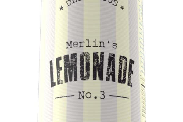 Limonada Merlin`s Lemonade No. 3 Ginger & Lemon