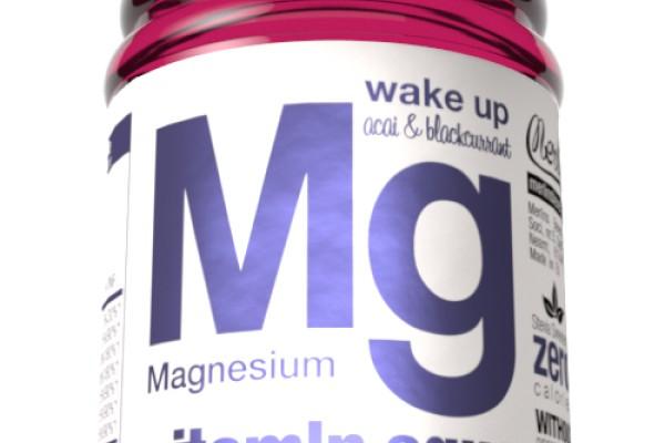 Vitamin Aqua Mg Zero Acai & Blackcurrant