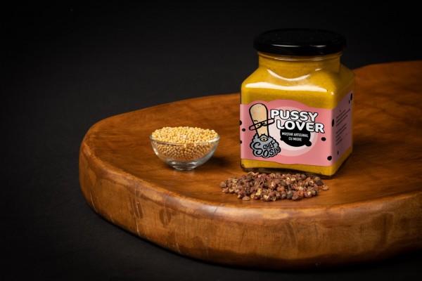 Muștar cu miere