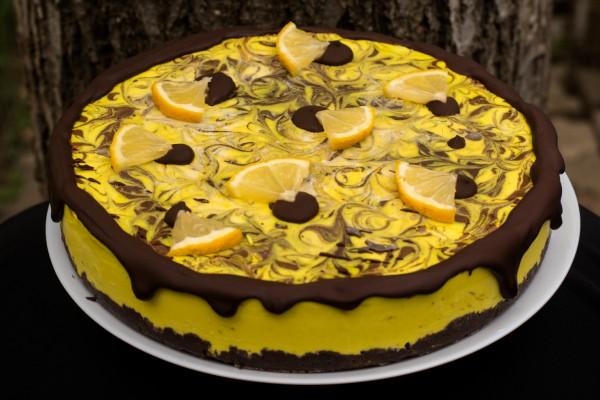 Lemon Choco Cake (1 buc.)