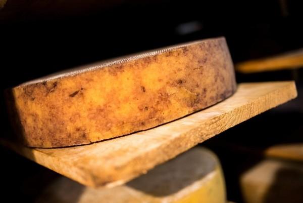 Brânză maturată cu chilli și ciocolată (0.25 kg)