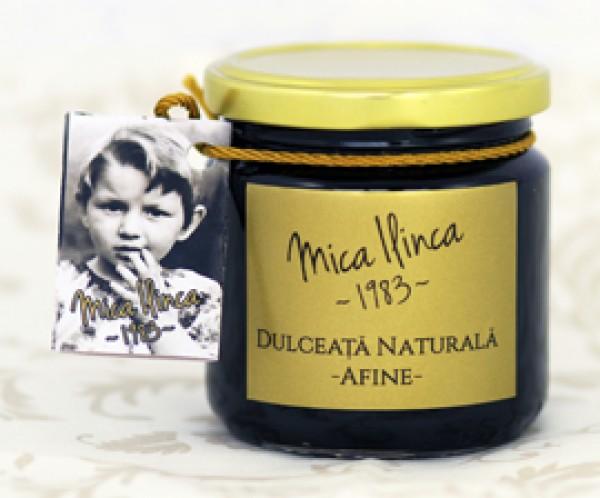 Dulceata de Afine (70% fruct, 30% zahar) (330 g)