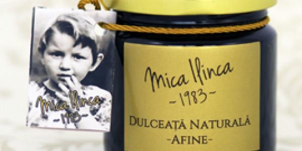 Dulceata de Afine (70% fruct, 30% zahar)