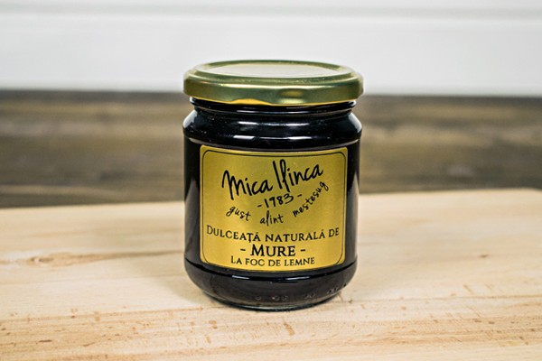 Dulceata de Mure (70% fruct, 30% zahar)