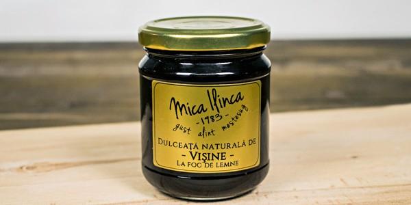 Dulceata de Visine (70% fruct, 30% zahar)