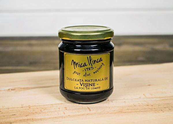 Dulceata de Visine (70% fruct, 30% zahar) (330 g)
