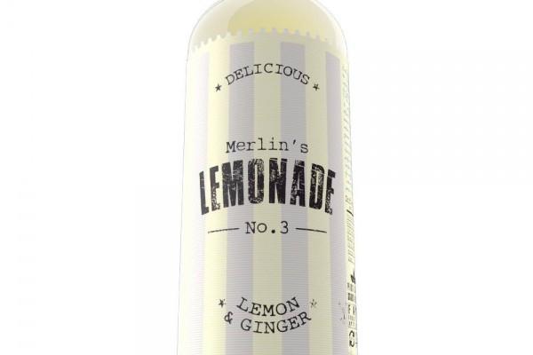 Limonadă Merlin`s Lemonade No. 3 Ginger & Lemon
