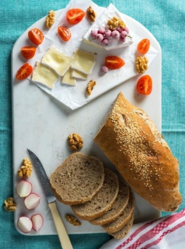 Pâine integrală multicereale (franzelă) (300 g)