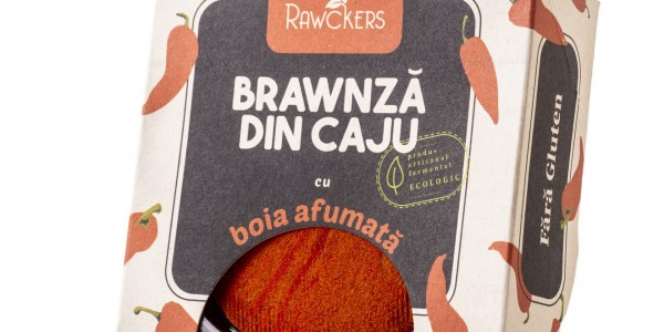 Brawnză Rawckers ECO Boia Afumată