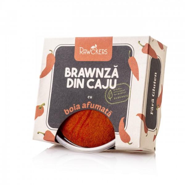 Brawnză Rawckers ECO Boia Afumată (150 g)