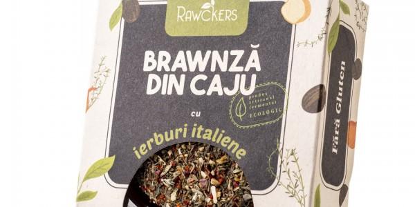 Brawnză Rawckers ECO Ierburi Italiene